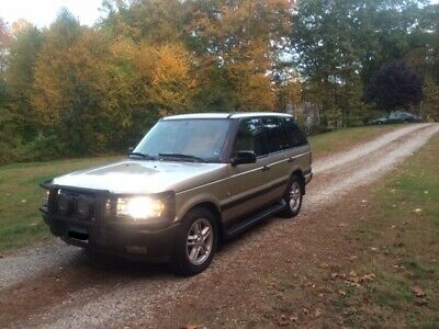 1999 Land Rover Range Rover 4 Dr 4.6 HSE AWD SUV 1999 Land Rover Range Rover HSE 4.6l. A true classic!