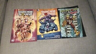 Suicide Squad New TP Vol 03 04 Kill Anything (Paperback) Deadshot Most Wanted UK