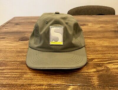 71b19bba499 Supreme Hat Green Olive Supreme Performance Adjustable Used Worn 6 Panel
