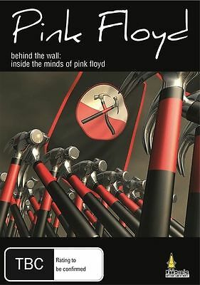 Pink Floyd - Behind The Wall (DVD) Roger Waters   [Region 4] NEW/SEALED