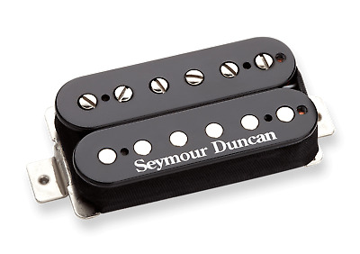 New Seymour Duncan SH-2n Jazz 4-Conductor Neck Humbucker Pickup Black in Box USA