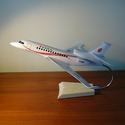 1/72 Dassault Falcon 7X Air China Beijing Airlines flugzeug - modell