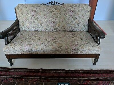 Antique Sofa and Chairs