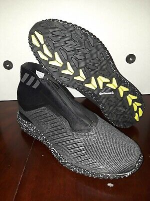 6d0c9ca6f NEW Adidas BW1386 Men s Size 12 US Alphabounce 5.8 Zip Hi Laceless Sneakers