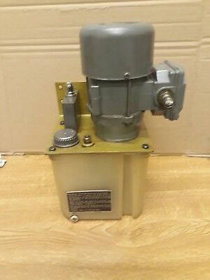 MECAFLUID LUBE.Lubrication Pump GR.384.L.01.