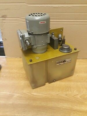 MECAFLUID LUBE.Lubrication Pump GR.384.L.01