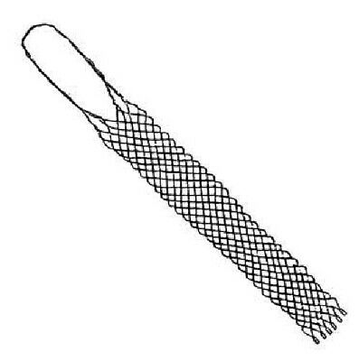 Cabac CABLE STOCKING 500mm For 19-28mm Diameter, Lace Up Offset Eye, Galvanised