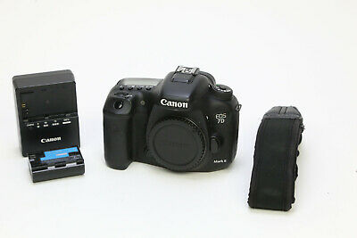 Canon EOS 7D Mark II 20.2MP Digital SLR Camera