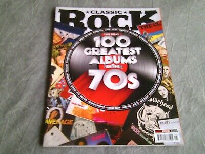 Classic Rock Magazine Issue 222 May 2016
