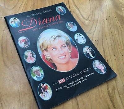 OK! Magazine Special Issue A Tribute To Diana- The People's Princess