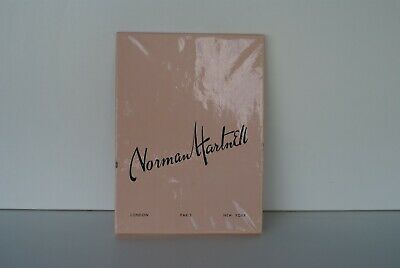 Vintage Stockings Norman Hartnell15 Denier Nylons Micro Mesh Seamless New In Box