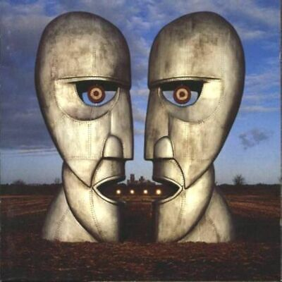 Pink Floyd --- The Division Bell (Cd)