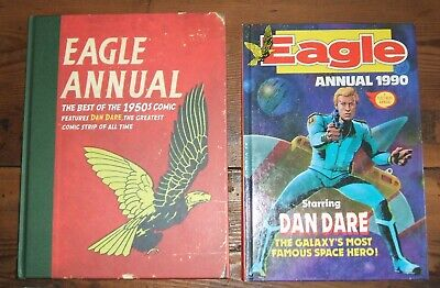 Eagle Annuals – The Best Of and 1990