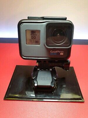 GoPro HERO 6 Action Camera - Black Vlogging Camera !