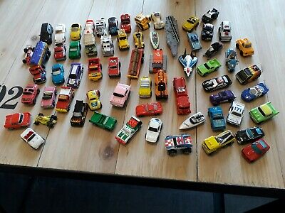 micro machines job lot Bundle Set- over 50 vehicles