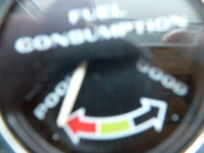 Rare Smiths Fuel Consumption, Vacuum Gauge