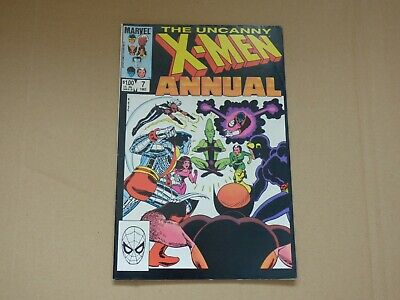 X-MEN king Size annual 7 - 1983 Bronze Age! FN+