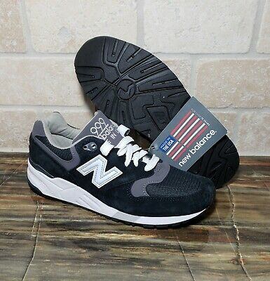 56eb68ec31a64 New Balance 999 Made in USA Men's Size 5.5 D Navy Grey Pewter M999CBL