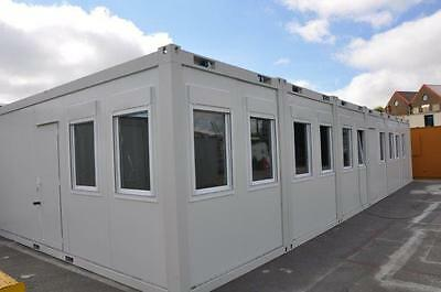 Portable Building - New 6 bay modular office building, ideal canteen etc..