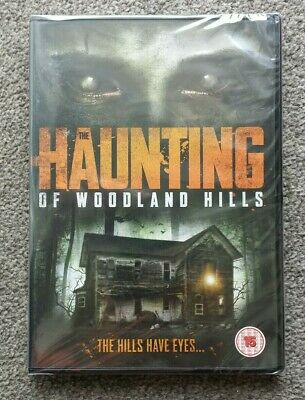 The Haunting Of Woodland Hills Dvd * New & Sealed