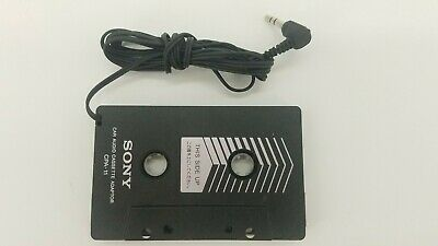 Sony Car Audio Cassette Adapter - Model CPA-11 | Fast Free Shipping !!