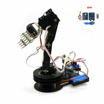 BLUETOOTH CONTROL ASSEMBLED Robot 4DOF Robot Mechanical Arm