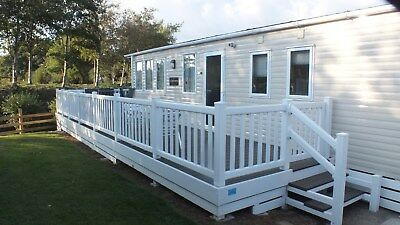 Fantastic Caravan Holiday @ White Acres 6th - 13th July 606 Sycamore Forest