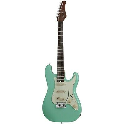 Schecter Nick Johnston Traditional Atomic Green B-Stock Electric Guitar