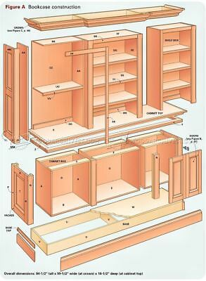 DIY 1001s Carpentry Woodwork 22 gb 6 Dvds Schematic Diagram Joinery carpenter