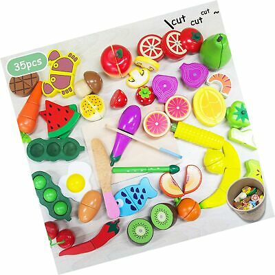 Hamburger Home Competent Magnet Cut Toy Magnetic Wooden Food Assemble Toys Educational Child Gift