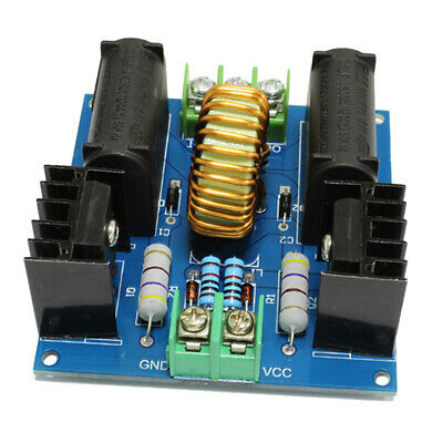 ZVS Induction Heating Plank High Voltage Generator Heater Coil DC12-30V