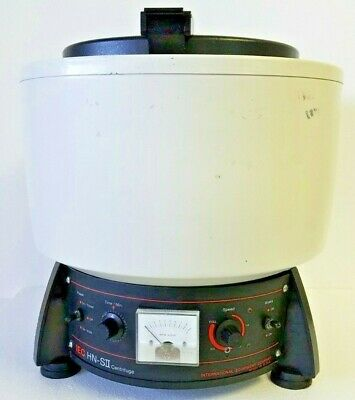 IEC HN-SII Centrifuge with Fixed 12 Place Rotor 809