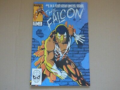 Marvel collectors item:The Falcon #1! Limited series