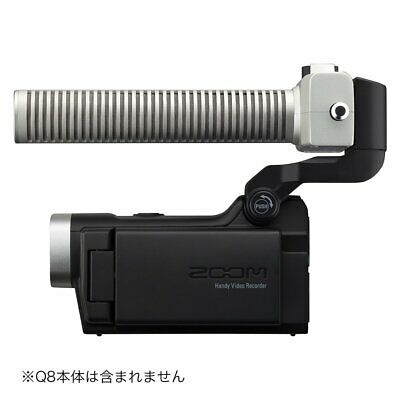 ZOOM Shotgun microphone SGH-6 for H6 H5 Q8 Tracking number Free shipping NEW