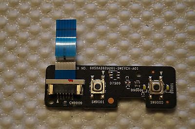 Toshiba PX30T AIO ON OFF Power Button Board  V000330250 MLM10S 6050A2570301