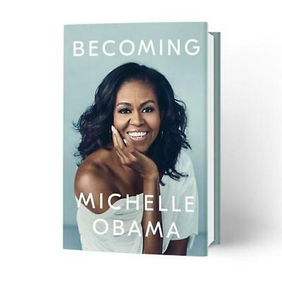 Becoming - Michelle Obama - Free Shipping