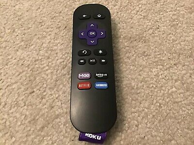 Roku Remote Replacement Ir Hd 2 Xd Xs New 1 Lt Control 4 3 Streaming Player R 1l
