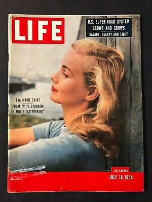 Image result for eva marie saint life magazine
