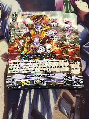Nabu Rare Card V-EB04//024EN R Cardfight Vanguard TCG: Steam Mechanic