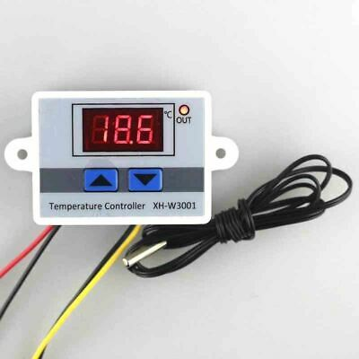Thermostat Digital Temperature Controller for Incubator Aquarium Regulator Switc