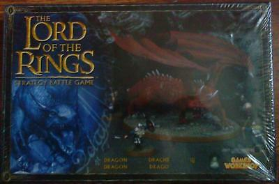 Games Workshop Lord of the Rings Dragon BNIB Metal New LoTR Fire Drake GW Sealed