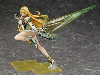 Anime Xenoblade Chronicles 2 Mythra Hikari PVC Figure New No Box 27cm