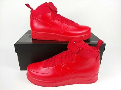 BRAND NEW** NIKE Air Force 1 Foamposite Cup NA mens