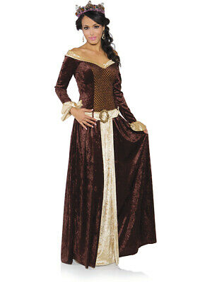 Women's Renaissance Lady Medieval Princess Queen Costume