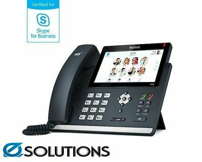 Yealink SIP-T48G-SFB Skype for Business Edition 6 Line IP Phone