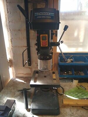 drill press by energer (screwfix) 3 speed 350w used