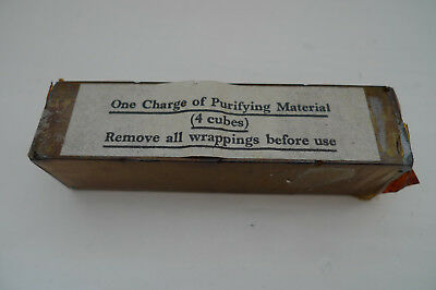 Wwii Us Army Doses Purification Eau Puryfying Water Pills Materiel Original