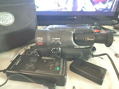 Canon UC-8HIE Camcorder Fully Working
