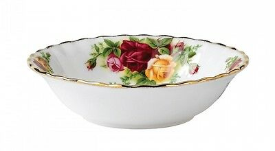 Royal Albert Old Country Roses Set of 6 Fruit Saucers - Made in England