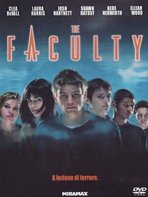 The Faculty (DVD) Horror